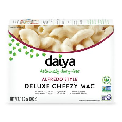 Daiya Dairy Free Alfredo Style Cheezy Mac