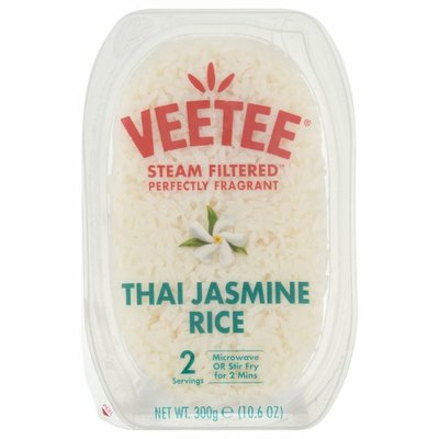 Veetee Jasmine Rice, Thai