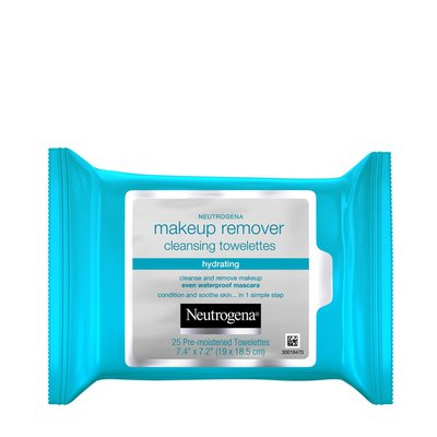 Neutrogena® Hydrating Makeup Remover Cleansing Towelettes