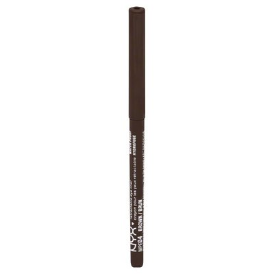 NYX Professional Makeup Eye Liner, Retractable, Water Proof, Brown MPE04