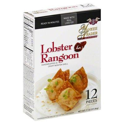 Yankee Trader Seafood Rangoon, Lobster