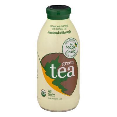 The Maple Guild Green Tea