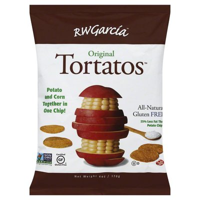 RW Garcia Tortatos, Original