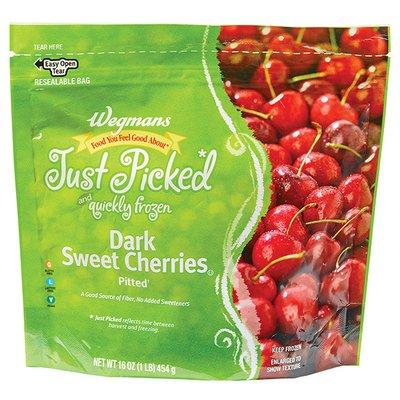 Wegmans Food You Feel Good About Just Picked Dark Sweet Cherries