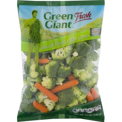 Green Giant Fresh Broccoli Florets & Baby Carrots