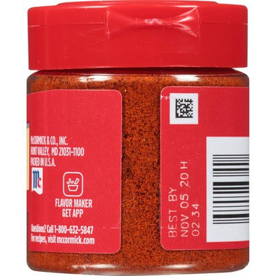 McCormick® Ground Cayenne Red Pepper