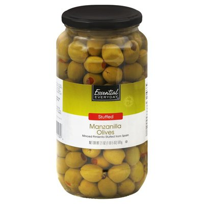 Essential Everyday Pimiento Stuffed Manzanilla Olives