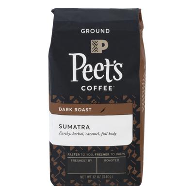 Peet's Coffee Sumatra Dark Roast