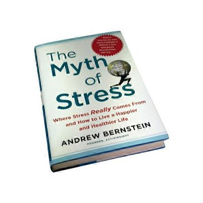 Nutri Books Myth of Stress Book