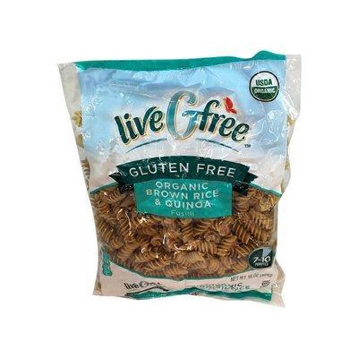 liveGfree Organic Gluten Free Brown Rice Quinoa Penne