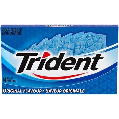 Trident Peppermint Sugar-Free Gum