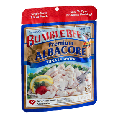 Bumble Bee Wild Caught Albacore in Water