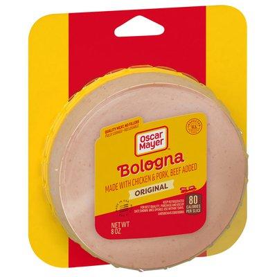 Oscar Mayer Bologna Sliced Lunch Meat