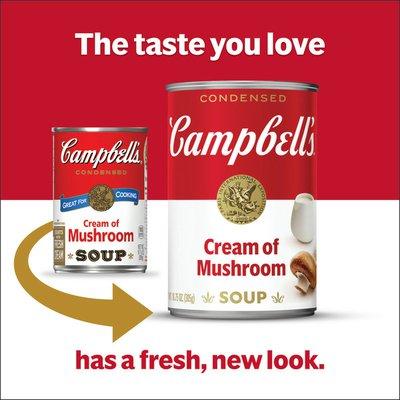 Campbell's Cream of Mushroom Soup