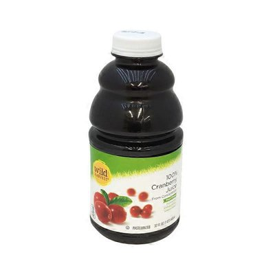 Wild Harvest Cranberry 100% Juice From Concentrate