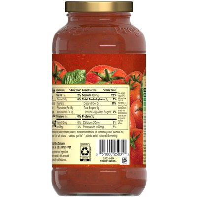 Prego® No Sugar Added Traditional Italian Sauce