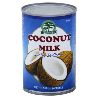 Evergreen Coconut Milk