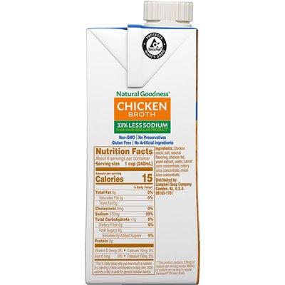 Swanson® Natural Goodness® Chicken Broth