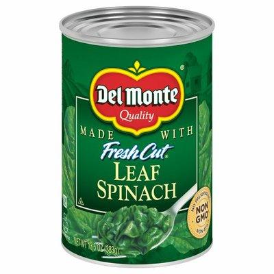 Del Monte Leaf Spinach