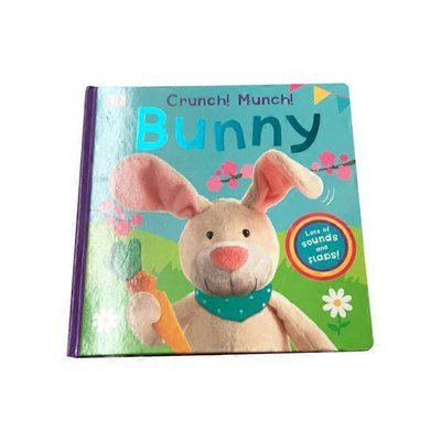DK Children Crunch! Munch! Bunny Board Book