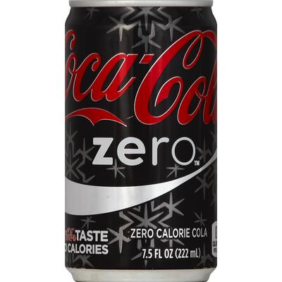 Coca-Cola Cola, Zero Calorie