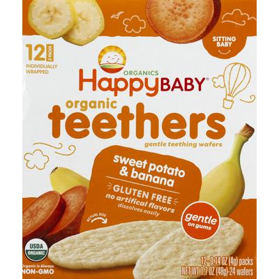 Happy Baby Sweet Potato & Banana