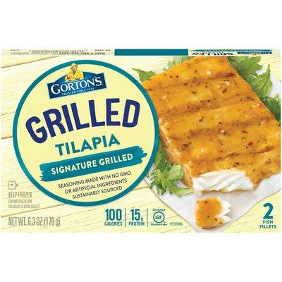 Gorton's Signature Grilled Tilapia Fillets