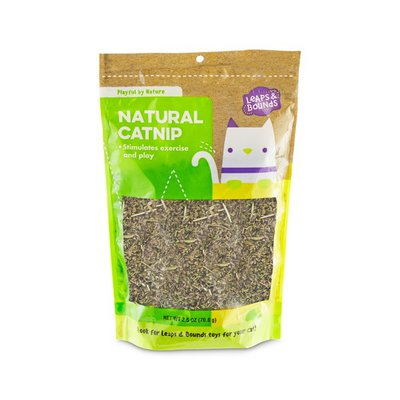 Leaps & Bounds Playful Cat Toys With Catnip