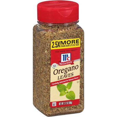 McCormick® Oregano Leaves