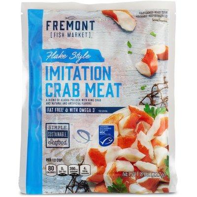 Fremont Fish Market Flake Style Imitation Crab Meat
