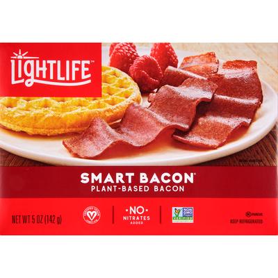 Lightlife Bacon, Plant-Based