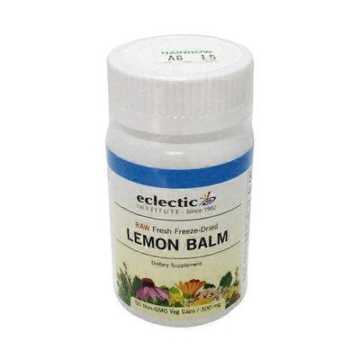 Eclectic Institute Lemon Balm 50vcap