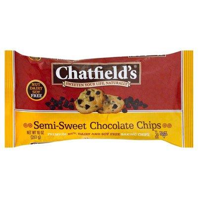 Chatfield's Chocolate Chips, Semi-Sweet