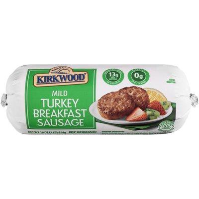 Kirkwood Mild Turkey Breakfast Sausage