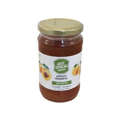 Just Spread Apricot Preserve