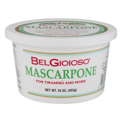 BelGioioso Fresh Mascarpone Cheese, Cup