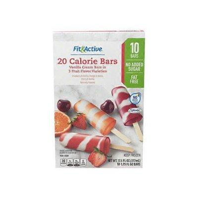 Fit & Active 20 Calorie Bars
