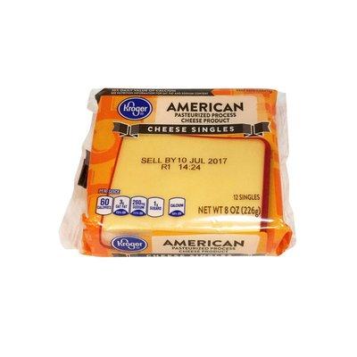Kroger American Cheese Singles