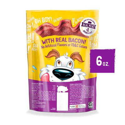 Purina Beggin' Strips Real Meat Dog Treats, Original With Bacon