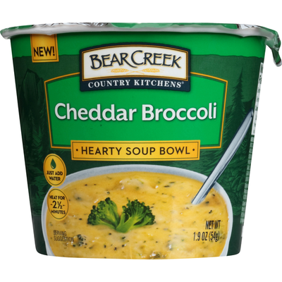 Bear Creek Country Kitchens Cheddar Broccoli Soup