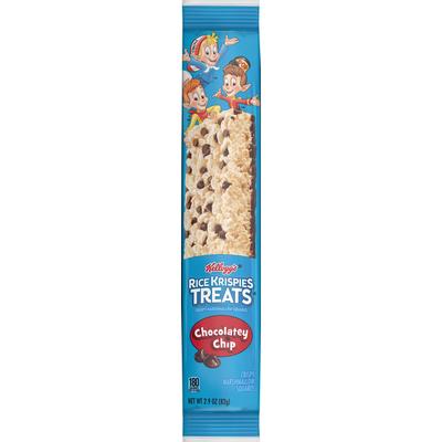 Kellogg's Crispy Marshmallow Squares, Chocolatey Chip