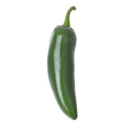 Green Serrano Pepper