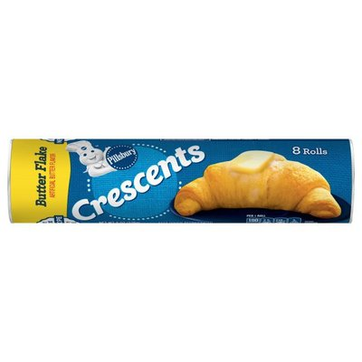 Pillsbury Crescents, Butter Flake
