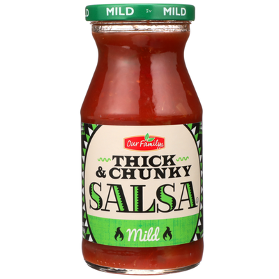 Our Family Mild Thick & Chunky Salsa