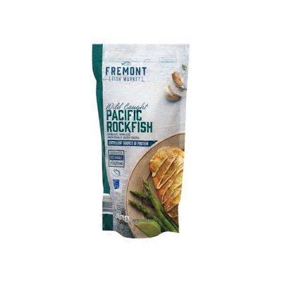 Fremont Fish Market Pacific Rockfish Fillets