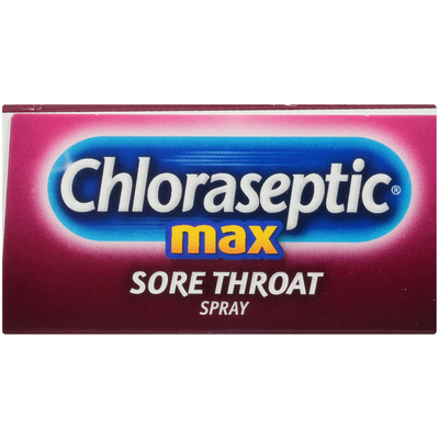 Chloraseptic Wild Berries Sore Throat Oral Pain Reliever Demulcent Spray
