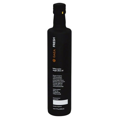 GAEA Olive Oil, Extra Virgin, Authentic Greek