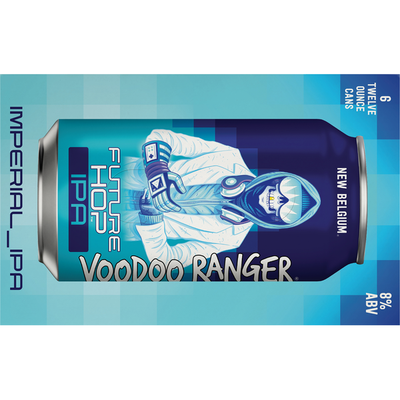 Voodoo Ranger Beer, Future Hop IPA