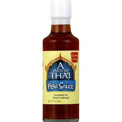 A Taste of Thai Fish Sauce