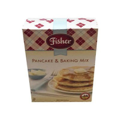 Fisher Pancake And Baking Mix